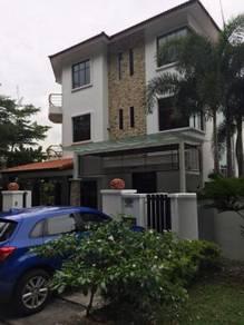 Luxury 3stry Jalan Awan Jawa Taman Yarl with lift