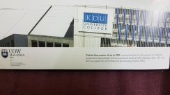 KDU University College voucher