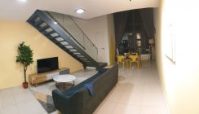Ekocheras 1 bedroom duplex unit, Fully furnished, Block H, Cheras KL