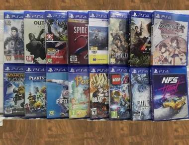 Ps4 Used Games Updated for ps4
