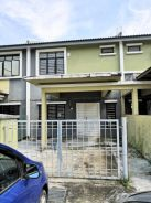 |FACING OPEN|MURAH|- 2 Storey Terrace Divya, Saujana Rawang