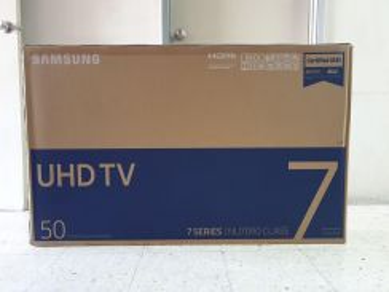 BRAND NEW Samsung 50' UHD Smart TV