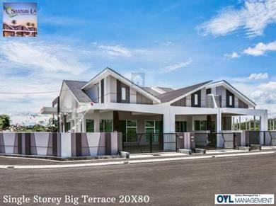 Rumah Teres 1600Sqft Bawah Rm230k