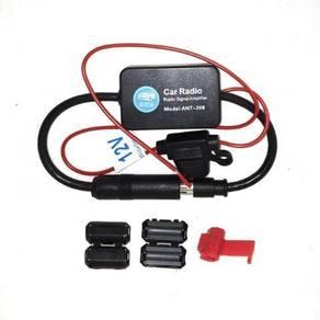 Car Fm Radio Signal Amplifier Booster