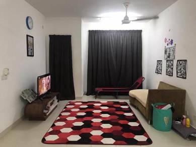 Seri Baiduri Apartment, Setai Alam, Klang Sentral, Meru #03