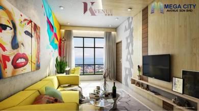 Property Investment, New Condo, Commercial, Kepayan, near KKIA
