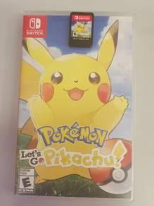 Pokemon : Lets Go Pikachu
