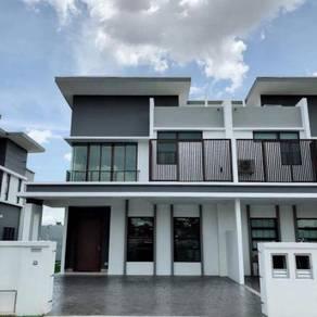 seremban paling murah rumah 2 tingkat (brand new double storey)