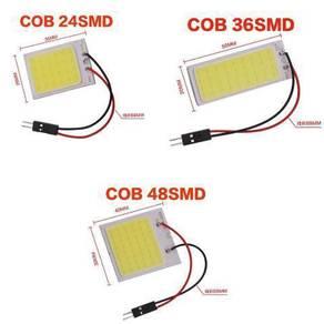 LED light dalam kereta