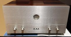 Used Acoustic Masterpiece AM-201 Tube Amplifier