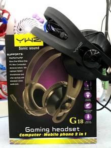 Ywz gaming headphone g18