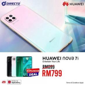 HUAWEI nova 7i (8GB RAM/40W CAS) PROMO LETOP💥