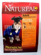 3KG NATUREAL DOG FOOD LAMB And RICE