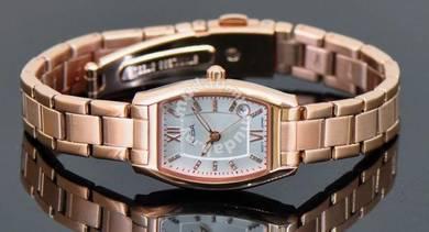Alba Ladies Swarovski Date Watch VJ22-X160SRGRG
