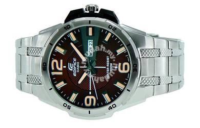 Casio EDIFICE Men Day Date Sport Watch EFR-104D-5A