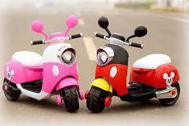 Mickeymouse childrend eletrcik scooter