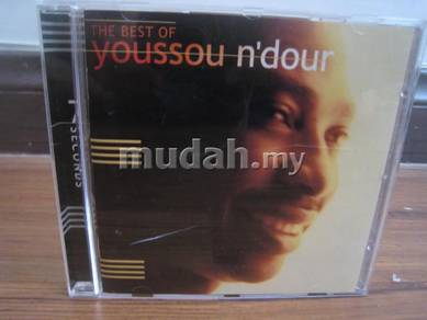 CD The Best Of Youssou NDour - 7 Seconds