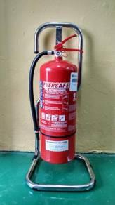 Fire Extinguisher Floor Stand - Pemadam Api