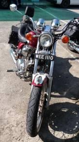 1995 or older YAMAHA - VIRAGO 1100cc RARE