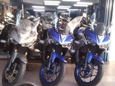 Yamaha r25 new 2017