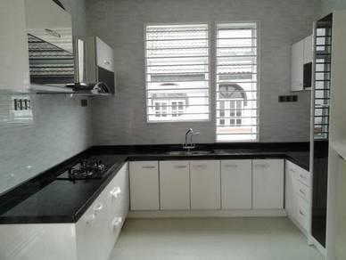 Kabinet Dapur Comey di Kota Bharu