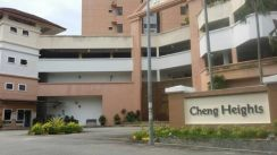 Freehold Cheng Height Condo near Malim Jaya