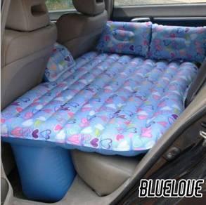 Floral car air bed