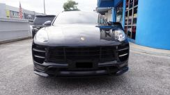 Porsche Macan Turbo Techart Bodykit