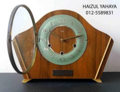 Smiths - Westminster Chimes Mantle Clock