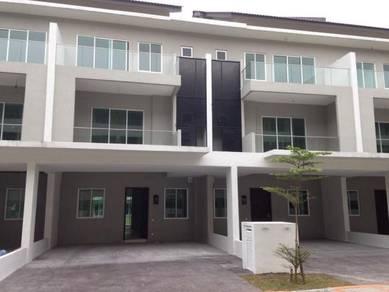 Orange Villa , 3Sty terrace (built in lift) , Bukit Mertajam