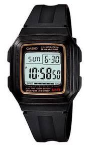 Watch - Casio F201W-9A -ORIGINAL