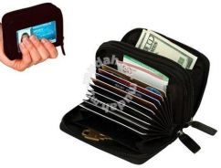 Micro Wallet For 16 Cards and More