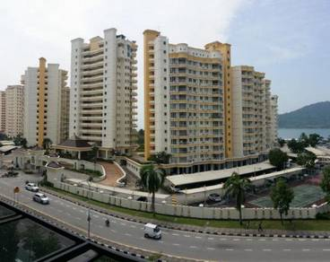 Gold Coast Condominium, Sungai Nibong near Queensbay Mall, To Let