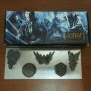 The Hobbit: The Desolation of Smaug Magnets