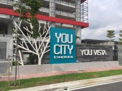 You Vista Condo For Sale, Walking Distance MRT, Batu 9 Cheras, Cheras