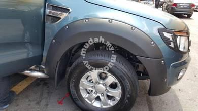 Mitsubishi triton fender arch 6 pcs black china