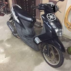2010 Yamaha EGO S