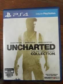 PS4 CD Original Uncharted