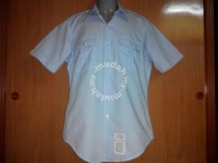 Vtg kemeja DSCP army blue colour