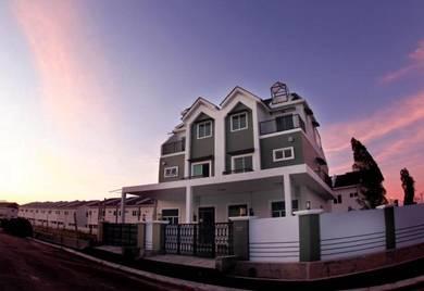 2 1/2 Storey Link House Tasek, Ipoh, Perak (Ready in 2018)