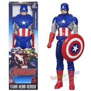 Captain American Hero Figure (30cm)