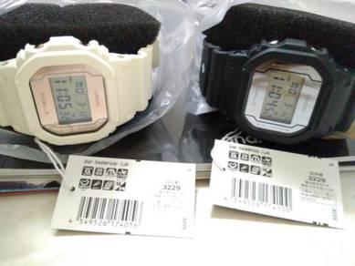 New G-Shock Collaboration DW-5600PGB/PGW