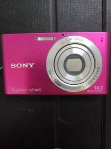 Sony cyber-shot dsc-w320 (14.1 megapixels)