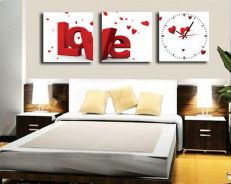 IDWC001 Art Picture Wall Clock