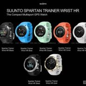 Suunto Spartan Trainner Wrist HR