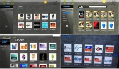 (PREMIUM + FULL XTR0) Idea* Tvbox tv Android box