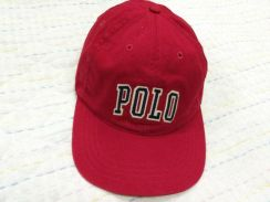 POLO SPORT ralph lauren cap embroidered spell out