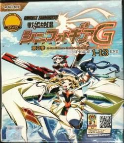 DVD ANIME Senki Zesshou Symphogear G Sea 2