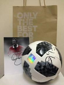 Manchester United Legend Autograph