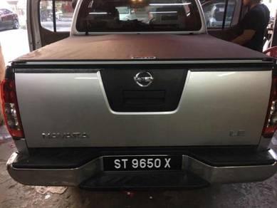 Carryboy Soft Lid - Nissan NAVARA D40 Canvas